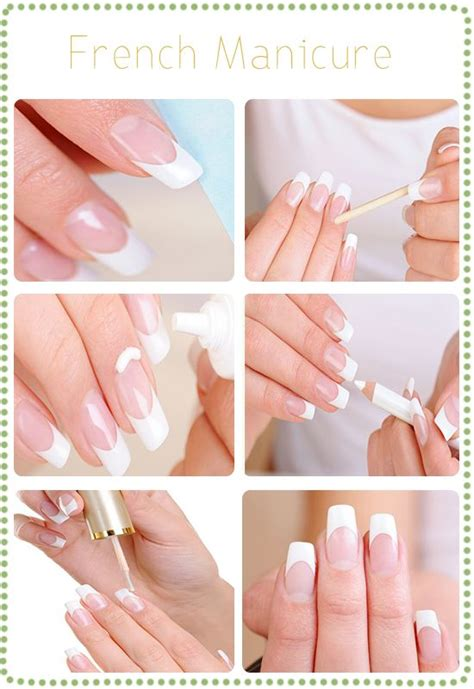 Manicure procedure step by step video