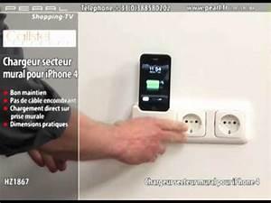 Chargeur Iphone 4 Carrefour : hz1867 chargeur secteur mural pour iphone 4 4s youtube ~ Dailycaller-alerts.com Idées de Décoration