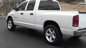 For Sale 2006 Dodge Ram 1500 Slt   Quad Cab   Stk  110153a