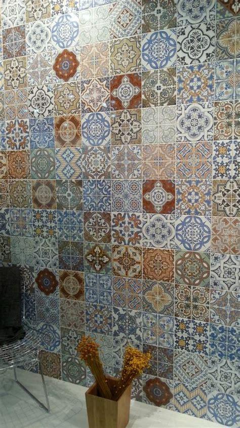 Vintage Moroccan Tiles