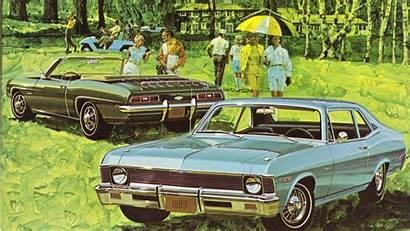 Nova 69 Chevy Camaro Ad Wallpapers 1969