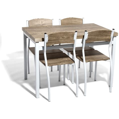table pour cuisine pas cher table  manger ronde avec