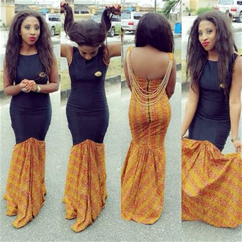 Subira Wahure Official African Couture Blog LONG DRESSES;INSPIRATION FOR KITCHEN PARTY