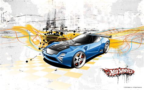 Hot Wheels Toys Wallpapers