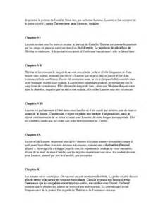 thrse raquin resume chapitre th 233 r 232 se raquin r 233 sum 233 d 233 taill 233 lyceenet fr