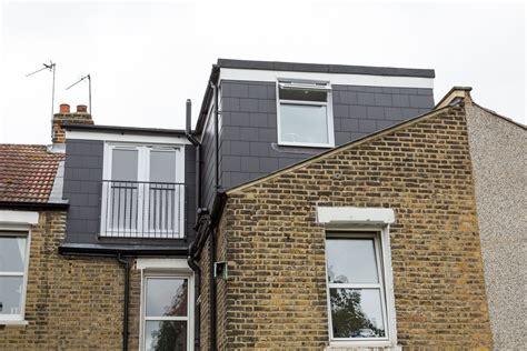 Dormer Extension Plans by Rear Dormer Loft Conversion With L Section Conversion
