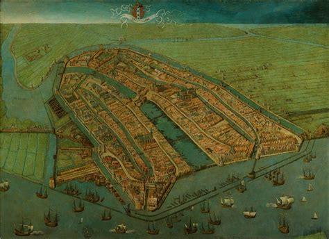 New Amsterdam Manhattan Map