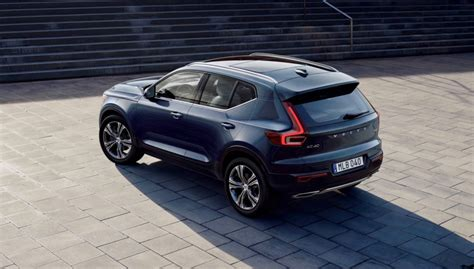 2019 Volvo Xc40 Inscription And V60 Head To New York The