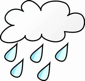 Weather Symbols: Rain by nicubunu - Rain