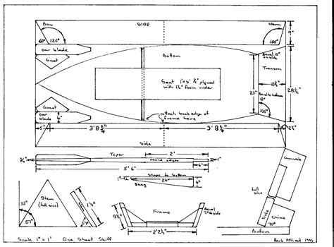 plans wooden boat plans   outdoor storage