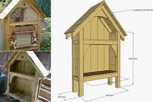 Fabriquer Un Hotel A Insecte : fabriquer un h tel a insectes ~ Melissatoandfro.com Idées de Décoration