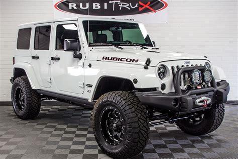 jeep rubicon 2017 2017 jeep wrangler rubicon unlimited hemi white