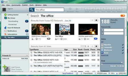 vuze search templates custom templates for vuze
