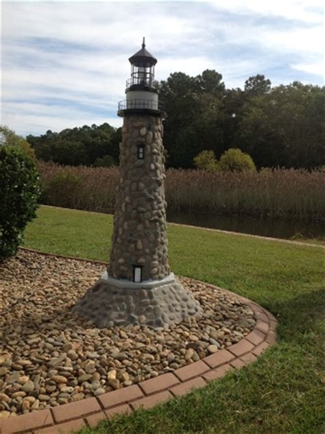 amazing replica lawn lighthouses  sale solar