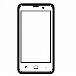 Android Mobile Phone Clipart - ClipartXtras