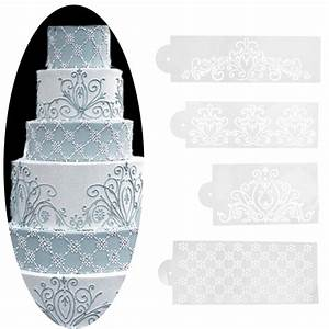 popular cookie princess buy cheap cookie princess lots With lace templates for cakes