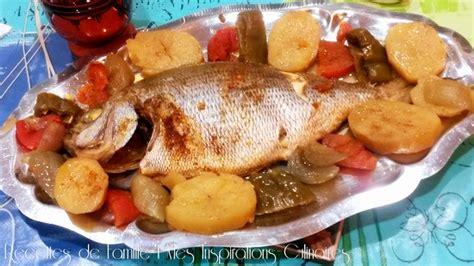 cuisiner dorade grise daurade ou dorade au four le cuisine de samar