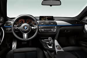 F30 3-series M-Sport interior IEDEI
