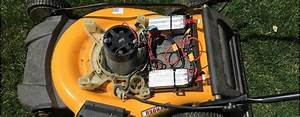 Cub Cadet Lawn Tractor Battery Replacement