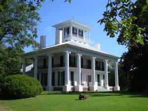 Old Plantation Homes in Alabama