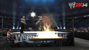 WWE 2K14 Screenshots:WM22 Edge With Lita vs Foley by ...