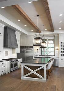 30, Awesome, Transitional, Kitchen, Design, Ideas