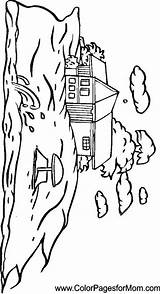 Vacation Coloring Adult sketch template