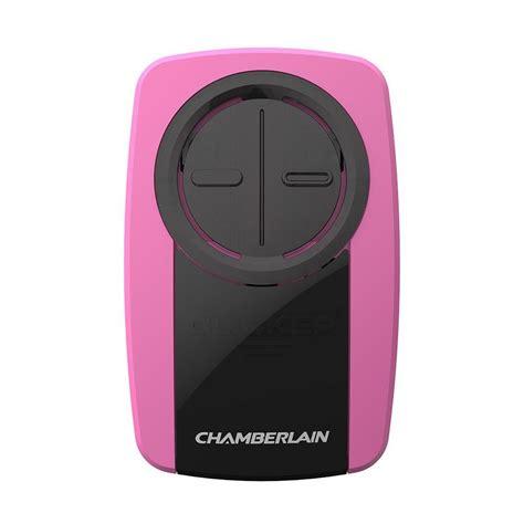 chamberlain universal garage door remote chamberlain universal remote garage door opener klik3u pk