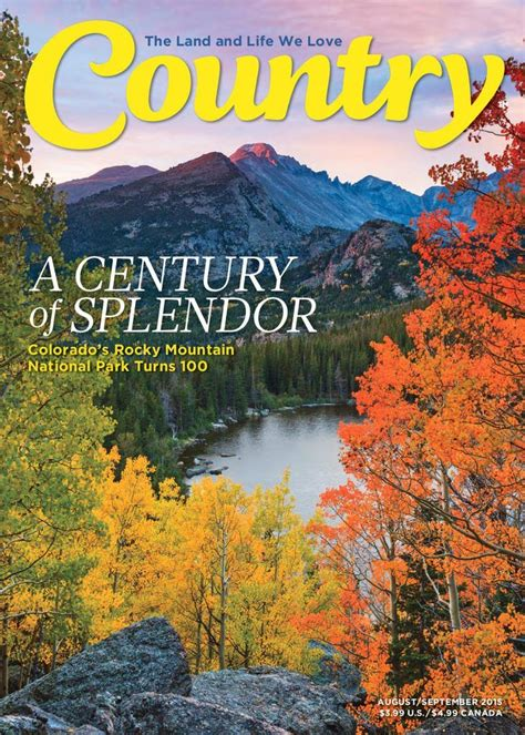 country magazine country magazine subscriptions renewals gifts
