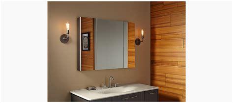 Kohler K 99010 Na Verdera Medicine Cabinet by Verdera Medicine Cabinet With Mirrored Doors K