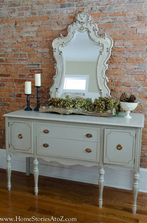 how to paint a vintage buffet home stories a to z