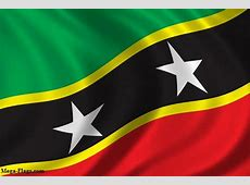 Flag of Saint Kitts and Nevis, St Kitts & Nevis Flag image