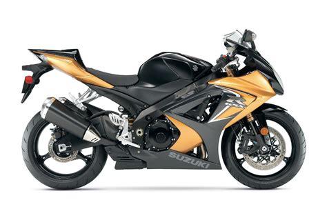 2008 Suzuki Motorcycle Models