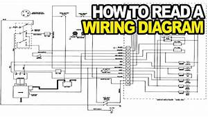 How To Read An Electrical Wiring Diagram Wiring Diagram