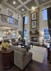 spectacular open space living room designs toll brothers ardsley grand opens spectacular new