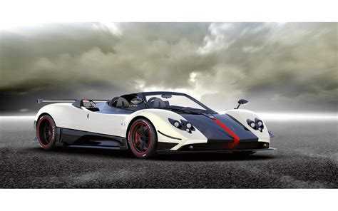 2009 Pagani Zonda Cinque Roadster Images. Photo 2009