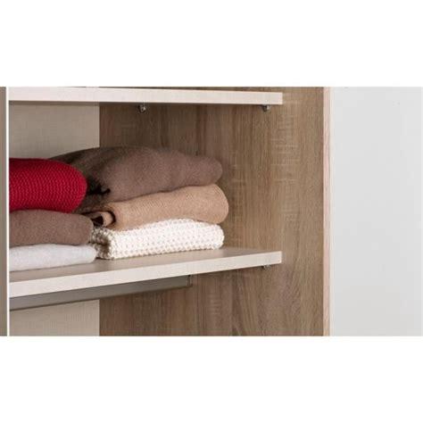 porte de chambre en bois pas cher armoire coulissante bois portes miroirs achat vente