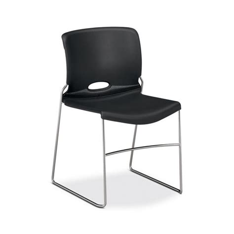 hon high density stacking chair atwork office