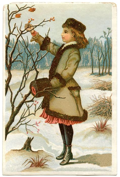 images  vintage christmas cards  pinterest