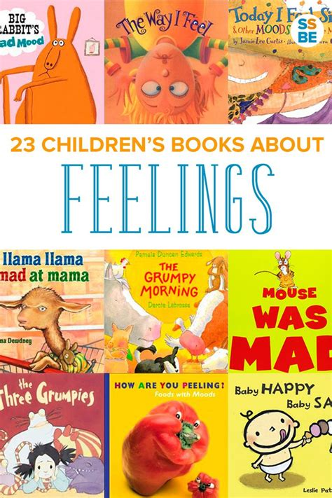 children s books about feelings to help your child with 757 | 00f9cd1d9c3197ca33d6b63ee449b727