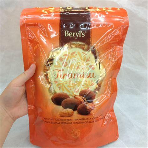 jual coklat beryls tiramisu kemasan   lapak