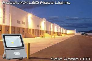 Led lighting company solid apollo introduces floodmax