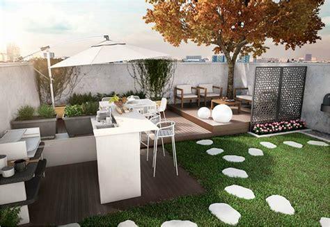 come arredare un giardino piccolo come arredare un terrazzo guida completa charta book