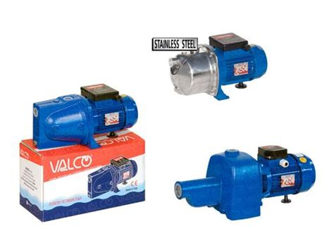 Surface Centrifugal Electric Pumps