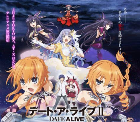 Anime Dengan Musim Terbaru Dan Yang Pastinya Di Penuhi Adengan Ecchi Telah Berhamburan Wajar Sih Namanya Juga Jepang Tidak Ada Date A Live The Akan Segera Dirilis Otaku Indonesia