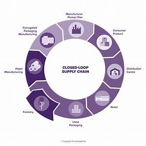 Feedback Loop Supply Chain Diagram