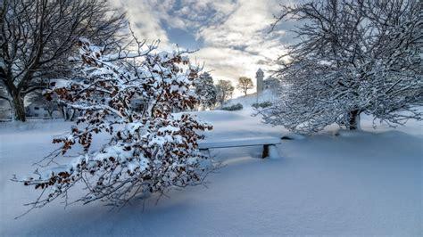 foto de hiver snow paysage winter wallpapers fond d ecran