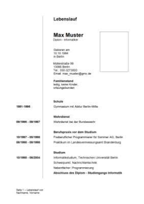 Lebenslauf Gastronomie Muster by Lebenslauf Muster Gastronomie Lebenslauf Beispiel