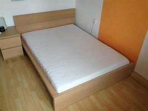 Ikea Möbel Betten : ikea malm bett mit anderem lattenrost ~ Markanthonyermac.com Haus und Dekorationen
