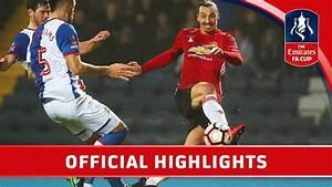Blackburn Rovers 1-2 Manchester United - Emirates FA Cup ...